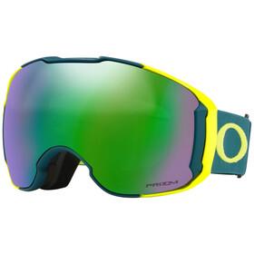 Oakley Airbrake XL Snow Goggles Herre blue/prizm jade/prizm rose